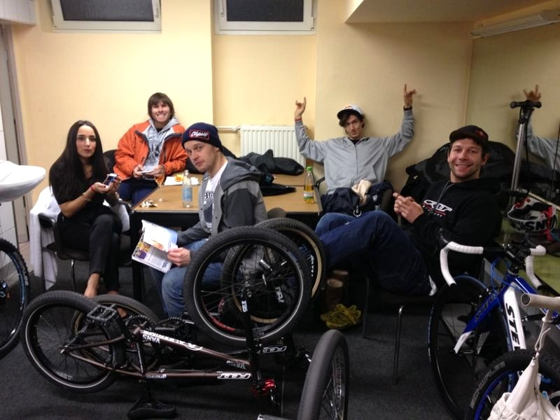 BDS BMX Showteam
